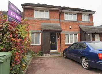 Thumbnail 2 bed terraced house for sale in Henley Drive, London