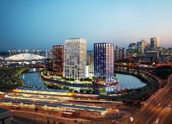 Thumbnail 2 bed flat for sale in Albion House, London City Island, Docklands