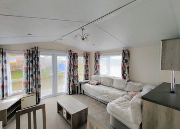 Thumbnail 2 bed mobile/park home for sale in Greenfields Holiday Park, Nr. Llangranog