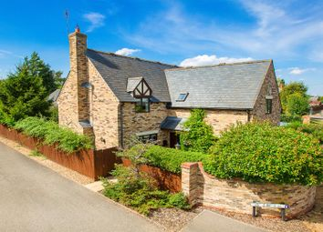 Thumbnail 4 bed detached house for sale in Thomas Rippin Close, Geddington