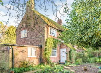 Thumbnail 3 bed semi-detached house for sale in Hilborough, Thetford, Norfolk