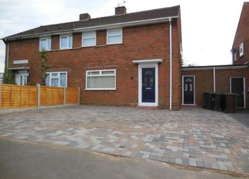 Thumbnail 2 bed terraced house to rent in Redhurst Drive, Wolverhampton