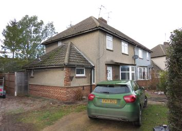 Thumbnail 3 bedroom semi-detached house for sale in Queens Road, Spalding