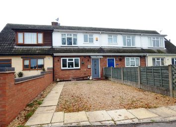 Thumbnail 3 bed terraced house for sale in Poplar Avenue, Burntwood