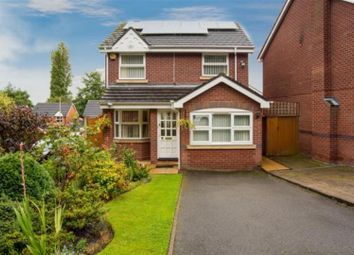 Thumbnail 3 bedroom detached house for sale in Bridle Grove, West Bromwich