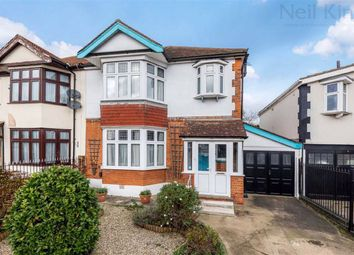 Thumbnail 3 bed semi-detached house for sale in Bressey Grove, South Woodford, London