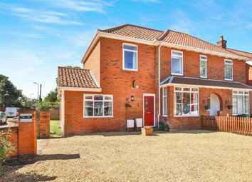 Thumbnail 3 bed semi-detached house for sale in Norwich Road, Dereham