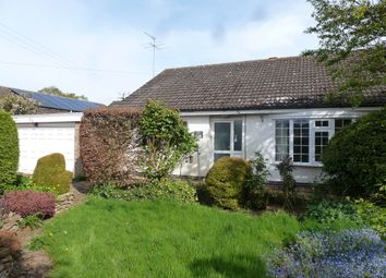 Thumbnail 3 bed detached bungalow for sale in Wainfleet Road, Burgh Le Marsh, Skegness