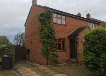 Thumbnail 2 bed semi-detached house to rent in Chapel Court, Huby, York