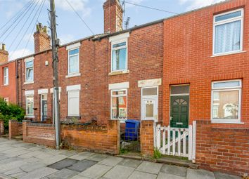 Thumbnail 2 bed terraced house for sale in Park Road, Doncaster