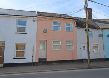 Thumbnail 2 bed terraced house for sale in Higher Street, Cullompton