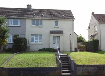 Thumbnail 3 bed semi-detached house for sale in Weeth Road, Camborne