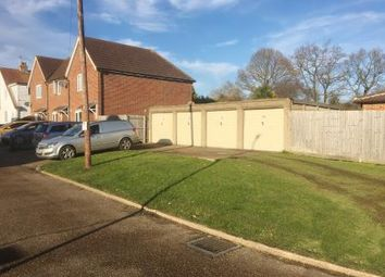 Thumbnail Parking/garage for sale in Garages & Land, Rising Road, Off Jemmett Road, Ashford, Kent