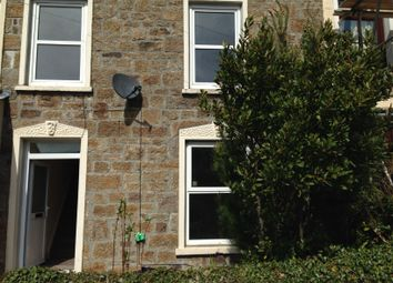 Thumbnail 2 bed terraced house to rent in Higher Brea, Camborne