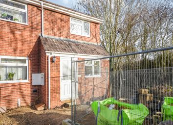 Thumbnail 2 bedroom end terrace house for sale in Keats Close, Thetford