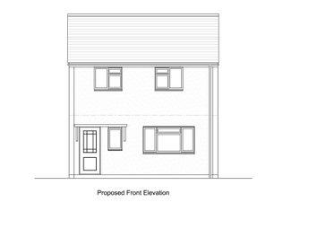 Building Plot At 68A Kenilworth Drive, Bletchley, Milton Keynes, Buckinghamshire MK3, south east england property