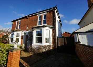 3 bed semi-detached house for sale in New Road, Netley Abbey, Southampton SO31