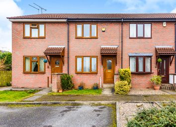 Thumbnail 2 bed terraced house for sale in Sunnyside Close, North Anston, Sheffield