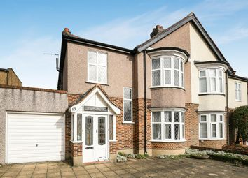Thumbnail 4 bed semi-detached house for sale in Callander Road, Catford