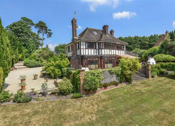 Thumbnail 5 bed detached house for sale in Ham Road, Liddington, Wiltshire