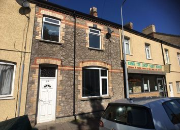 Thumbnail 3 bed property to rent in Barry Road, Barry