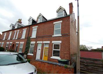 Thumbnail 3 bedroom end terrace house for sale in Denison Street, Beeston