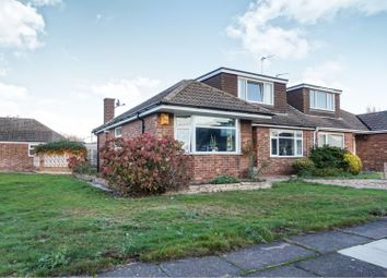 Thumbnail 3 bed bungalow for sale in Pagehall Close, Grimsby