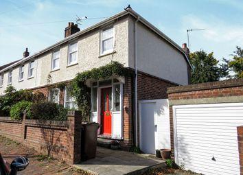 Thumbnail 3 bed semi-detached house for sale in Hopwood Gardens, Southborough, Tunbridge Wells