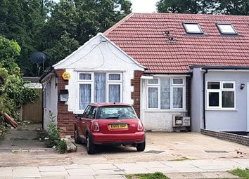Thumbnail 4 bed semi-detached bungalow for sale in Islip Manor Road, Northolt
