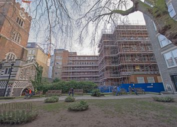 Thumbnail 1 bedroom flat for sale in Barts Square, Vicary House, 56 West Smithfield, Clerkenwell