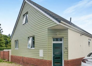 Thumbnail 4 bed detached house for sale in Heath Road, Lowestoft