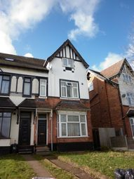 Thumbnail 1 bedroom semi-detached house to rent in Church Rd, Erdington, Birmingham