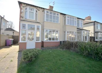 Thumbnail 3 bedroom semi-detached house for sale in Oakland Road, Aigburth, Liverpool.