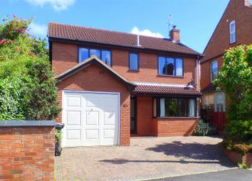 Thumbnail 4 bed detached house for sale in Mayfield Avenue, Stratford-Upon-Avon