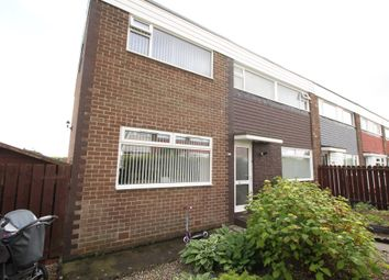Thumbnail 5 bedroom terraced house for sale in Clifton Walk, Chapel Park, Newcastle Upon Tyne