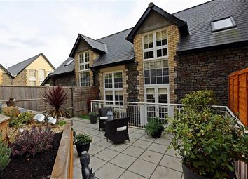 Thumbnail 2 bed terraced house for sale in Cambrian House, Old School Lane, Pontypridd
