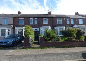 Thumbnail 2 bedroom terraced house to rent in Thurlaston Road, Coundon, Coventry
