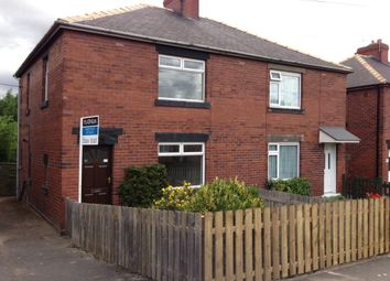 Thumbnail 3 bed semi-detached house to rent in Illsley Road, Darfield, Barnsley
