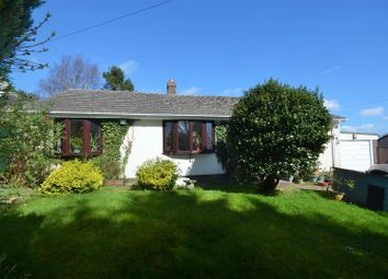 Thumbnail 3 bed detached bungalow for sale in Milton Road Close, Milborne St. Andrew, Blandford Forum