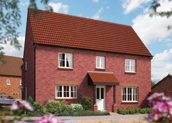 "Thumbnail 4 bed semi-detached house for sale in ""The Montpellier"" at Nottinghamshire, Edwalton"
