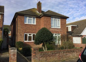Thumbnail 2 bed flat to rent in Lincoln Road, Worthing