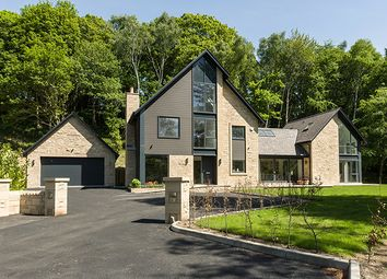 Thumbnail 5 bed detached house for sale in East Glade, Marchburn Lane, Riding Mill, Northumberland