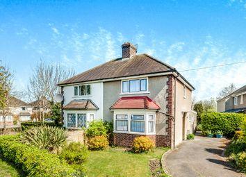 Thumbnail 2 bed semi-detached house for sale in Kiln Lane, Headington, Oxford