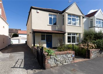 Thumbnail 4 bed semi-detached house for sale in Lawrence Grove, Henleaze, Bristol