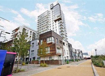 Thumbnail 2 bed flat to rent in North Greenwich, London