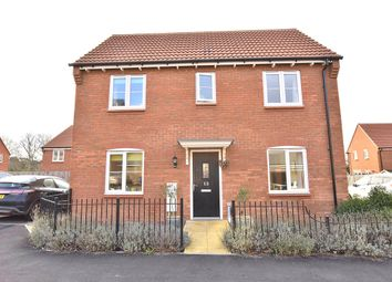 Thumbnail 3 bed detached house for sale in Wagtail Grove, Bishops Cleeve, Cheltenham