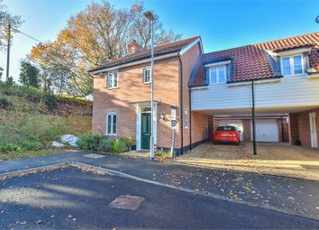 Thumbnail 3 bed link-detached house for sale in Butterfly Trail, Stanway, Colchester, Essex