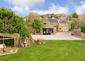 Thumbnail 4 bed detached house for sale in New Mill Road, Holmfirth, Huddersfield