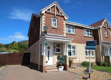 Thumbnail 3 bed semi-detached house for sale in Strathcarron Drive, Paisley, Renfrewshire