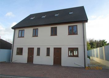 Thumbnail 4 bed semi-detached house to rent in Penygraig Road, Llanelli, Carmarthenshire